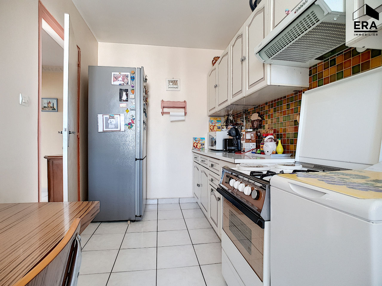 A VENDRE APPARTEMENT 3 PIECES AVEC PARKING MARSEILLE 13014 ST JOSEPH